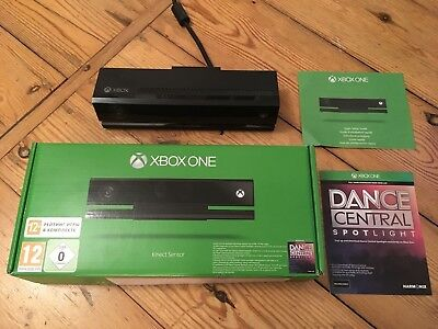 Microsoft Xbox One Kinect Sensor in OVP + Gutschein für Dance Central Spotlight