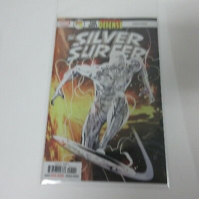 Marvel Comics The Silver Surfer #1 NEW