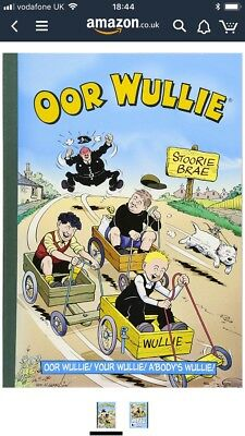 REDUCED Oor Wullie Annual 2019 (Annuals 2019) By DC Thompson