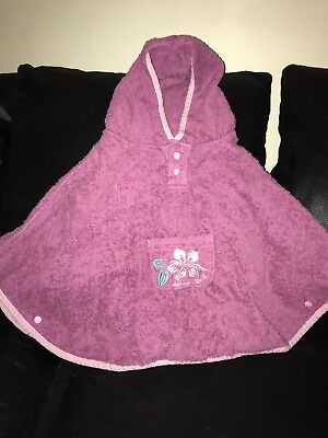 jojo maman bebe Towel Capes X2 Hooded 0-2 Years