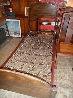 vintage vono single bed frame