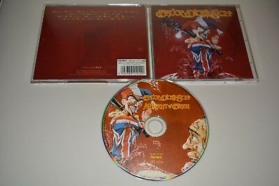 Bruce Dickinson (Iron Maiden) - Accident Of Birth (1997) / CD / Sehr Gut