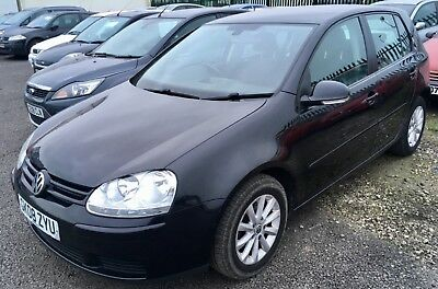 2008 Vw Golf Fsi (No Reserve) (Spares Or Repair) Highest Bid Takes It.......