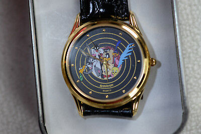 Looney Tunes Character Watch by Armitron Road Runner,Bugs Sylvester Porky +
