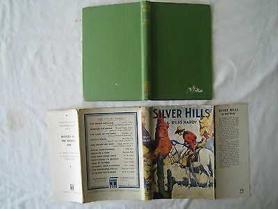 Silver Hills by Russ Hardy very rare 1946 Hammond & Hammond 1st edition Exc Cond