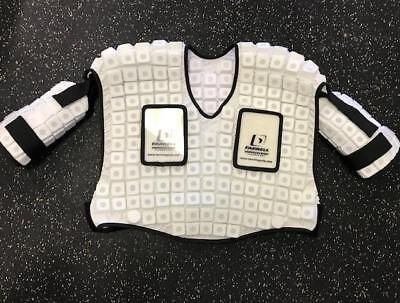 Farrell Shoulder Pads Chest Protector - Size XL/L