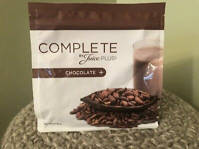 Brand New Juice Plus Chocolate Weight Loss Meal Replacement Shake Pouch 562.5g