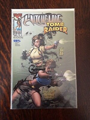 Tomb Raider Witchblade 1/2 variant