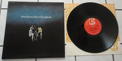 The Doors  The Soft Parade 1969 First Pressing   Play Tested  LP Record