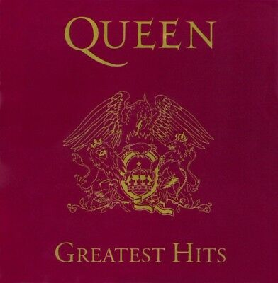 QUEEN - Greatest Hits CD *NEW & SEALED - fast uk dispatch *