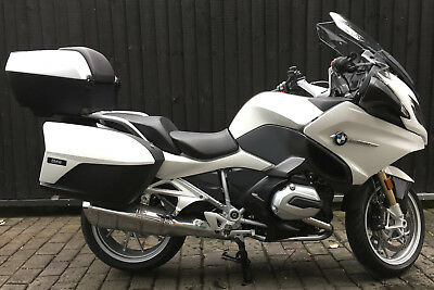 BMW R1200 RT LE Electronic Suspension, Heated Grips/Seat, Cruise Control