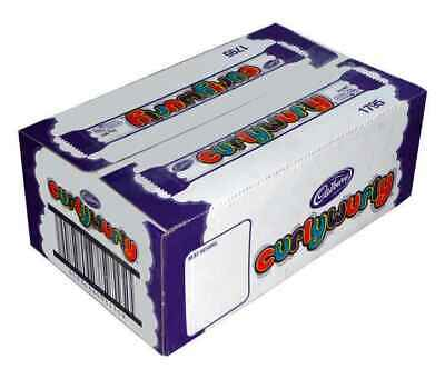 Curly Wurly Bars (48 bars in a Display Unit)