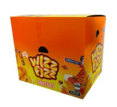 Wizz Fizz - Original Sherbet (50 Sachets in a Display Unit)
