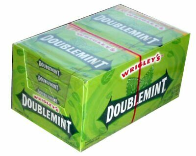 Wrigleys Double Mint (10 packs of 15 sticks in a Display Unit)