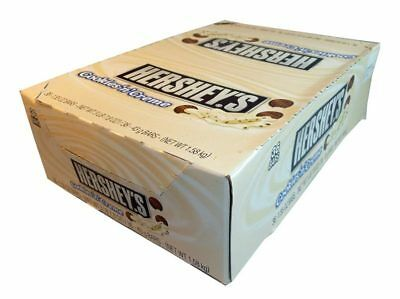 Hersheys Cookies and Cream Milk Chocolate Bars (36 x 43g Bars in a Display)