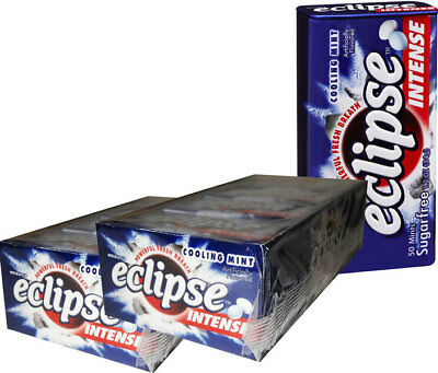 Eclipse Cooling Mint Intense (16 x 50pc Tins in a Display)
