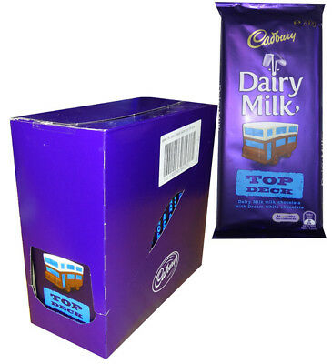 Cadbury Top Deck (15 x 200g blocks)