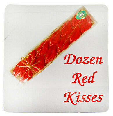 Dozen Red Kisses (16 x 85g in a Display Box)