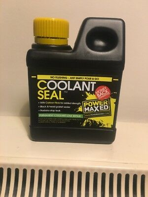 Coolant Seal Radiator Cooling System Sealant / Repair 250ml - Power Maxed