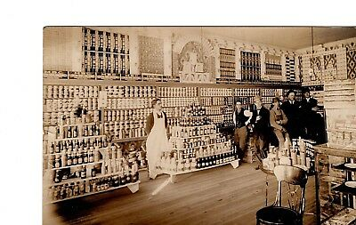 Country General Store ~ 1900S Interior ~ Canned Goods Liquor ~ Gas Light ~ G6