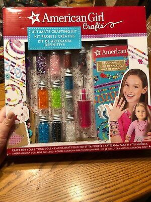 American Girl Ultimate Crafting Kit 39 99 Picclick