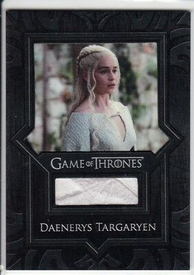 Daenerys VR3 Cape Relic Valyrian Steel Game of Thrones