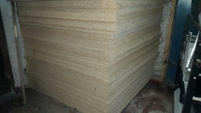 15mm Chipboard Sheets - 1070mm X  1070mm (11 sold, 58 available, Leicester)