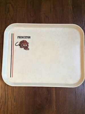 Vintage Princeton University Cafeteria Dining Hall Serving Tray Made In The USA