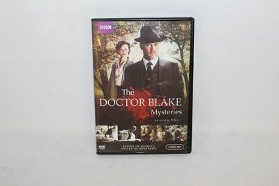 The Doctor Blake Mysteries Second Season DVDs - pre-owned