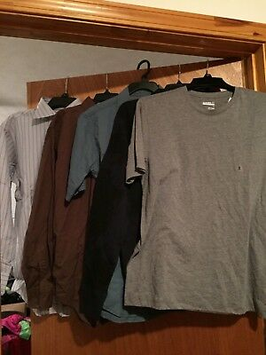 Brand New Lot Of 5 Men's Size Small Clothing