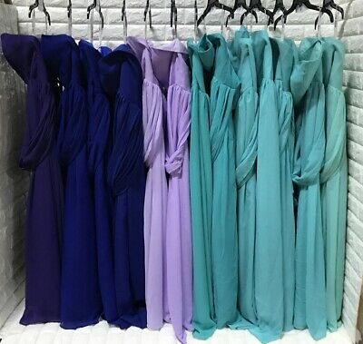 wholesale lot of 13pcs Women's Prom Bridesmaid dresses Formal Party Gown new
