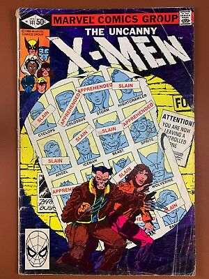 Uncanny X-Men #141 (1981 Marvel Comics) Days of Future Past NO RESERVE
