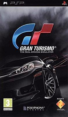 Gran Turismo - Platinum Edition (Sony PSP), Good Sony PSP, Sony PSP Video Games