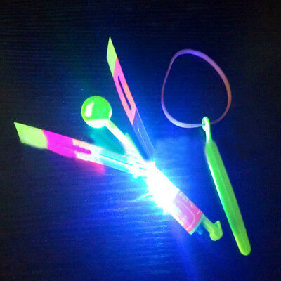 LED Light Up Flashing Dragonfly Glow For Party Toys News