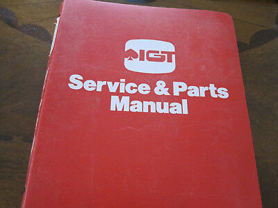 IGT Player's Edge Poker Service Manual. NR. RARE.