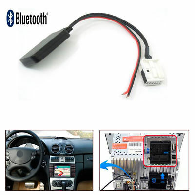 Bluetooth Adapter Aux Cable For Mercedes Benz Audio W169 W245 W203 W209 W164