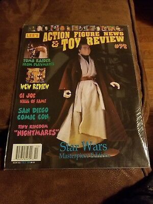 Star Wars Masterpiece Edit. Lee's Action Figure News and Toy Review #72 Oct.98