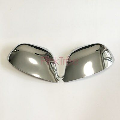 Chrome Side Door Mirror Cover for Volkswagen VW Amarok Car Styling Accessories