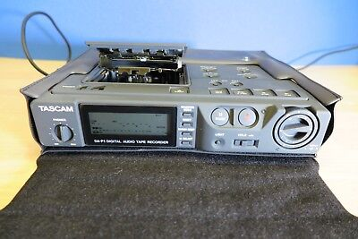 TASCAM DA-P1 Portable Digital Audio Tape Recorde for Professional