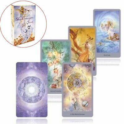 Witches Shadowscapes Tarot Deck 78 Сards Rider-Waite Smith English Full Version