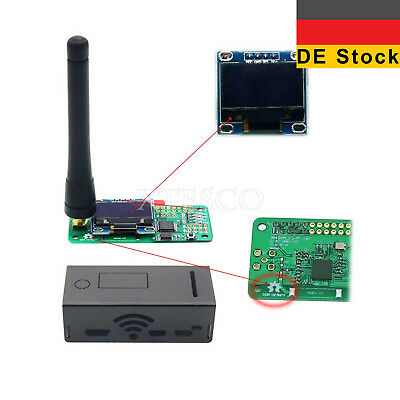 MMDVM Hotspot Module + OLED and Antenna Case Support P25 DMR YSF for Raspberry E
