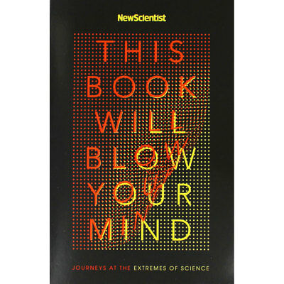 This Book Will Blow Your Mind (Paperback), Non Fiction Books, Brand New