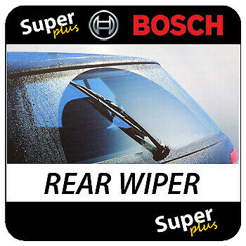 MERCEDES B Class W245 04.05-> BOSCH REAR WIPER BLADE 290mm H840