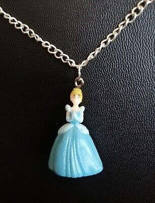 Stunning Disney Princess Sleeping Beauty Amulet Style Necklace.With Organza Bag
