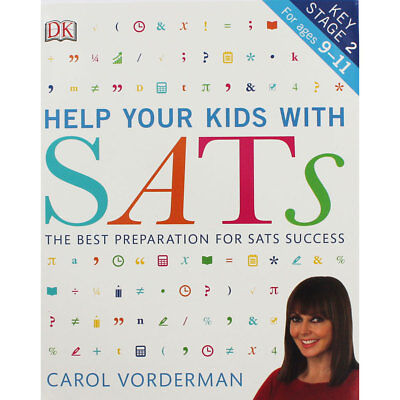 Help Your Kids With SATs by Carol Vorderman (Paperback), Children's Books, New
