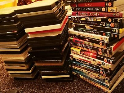 250+ DVD Dvds wholesale joblot Bundle Mixed Titles Boxsets Horror Resell Comedy