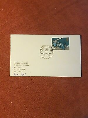 GB 1975 Post Office FDC 62nd Inter-Parliamentary Conference CDS Edinburgh