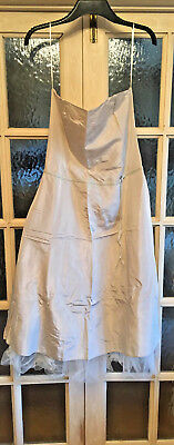 Gorgeous Party/ Wedding/ Prom Dress In Champagne Size 12, XL Brand New With Tags