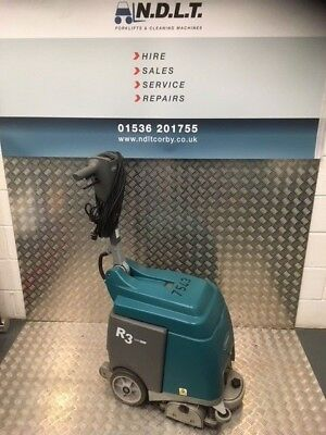 Tennant R3 carpet extractor. (£1,000 + VAT). Free 100 mile delivery from NN17.