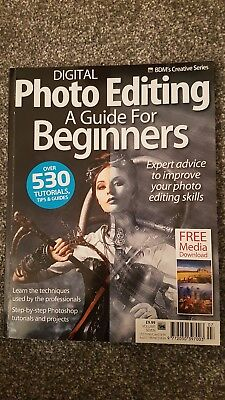 BDM's DIGITAL PHOTO EDITING A GUIDE FOR BEGINNERS - VOL 7 CREATIVE SERIES - NEW